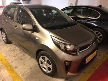 2019 KIA Picanto LX - NO MONEY DOWN - payments of 795 ₪