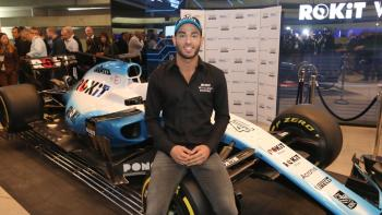 First Israeli driver signed by Formula One racing team
