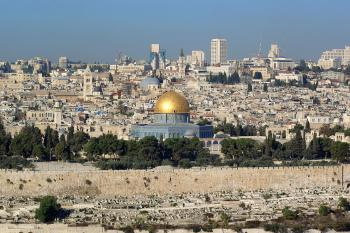 Jerusalem: An empty city?
