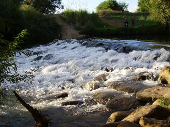 Nature and Parks Authority warns: Avoid entering streams until water level drops