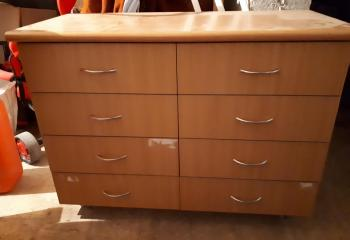 Drawer desk