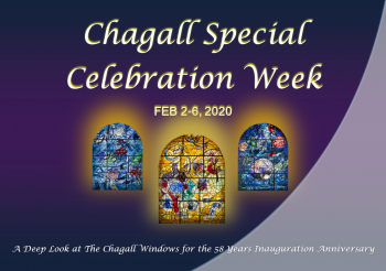 Chagall Special Celebration Week