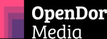 Jerusalem U Rebrands as OpenDor Media