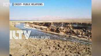 'Secret river' discovered in Israel