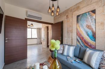 For Rent in Jerusalem 5 Room Apartment Next to the Waldorf Astoria Hotel