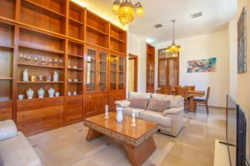 Holiday apartments in the Mamilla neighborhood of Jerusalem