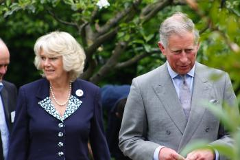Prince Charles caps off Israel visit with event at British ambassador's residence
