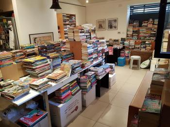 Massive Second-Hand Book Sale In The German Colony!