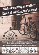 Nossons Second Hand Bike Shop