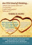 Support Group for Women with AD/HD