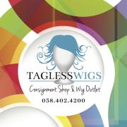 Tagless Wigs - High end consignment shop