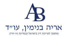 Ari Benjamin, Adv. -  Israeli New York Licensed Attorney