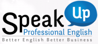 Speak Up English Lessons for businesses and professionals
