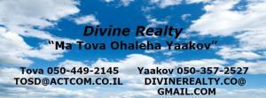 Divine Realty Jerusalem