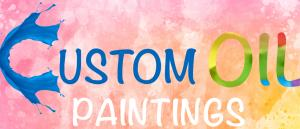 Custom Oil Paintings - We will paint your photo