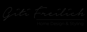 Giti Freilich, Interior Design and Home Styling