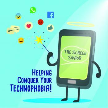 The Screen Savior - Helping Conquer Yor Technophobia!