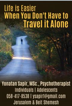 Yonatan Sapir MSc- Individuals and Adolescents