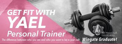 Get Fit With Yael Personal Trainer