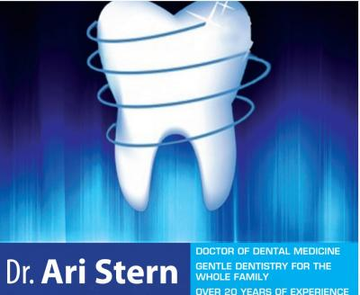 Dr Ari Stern