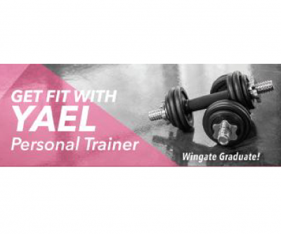 Yael Marcus Professional Personal Fitness Trainer