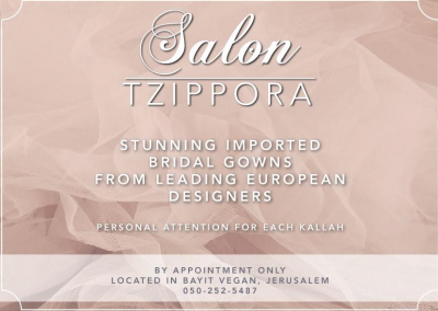 Salon Tzippora Wedding Dresses
