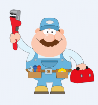 Professional Plumber with  Decades of Experience