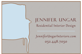 Jennifer Ungar  Residential Interior Designer