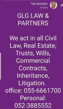 GLG LAW & PARTNERS - CIVIL LAW