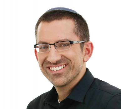 Daniel Fund, M.Sc., L.L.B. - Psychotherapist