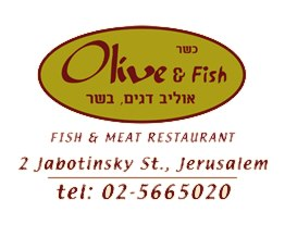 Olive and Fish
