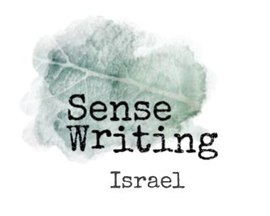 Sense Writing returns to Jerusalem!