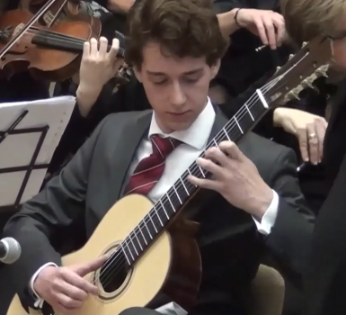 David Frankel - Solo Guitarist for classical events