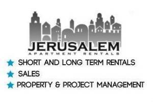 Jerusalem Apartment Rentals