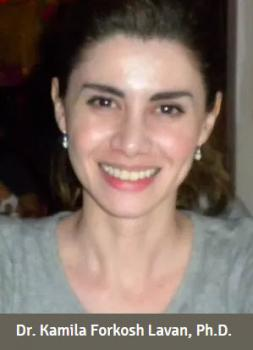 Dr. Kamila Forkosh Lavan, Ph.D. (USA), Licensed Psychologist