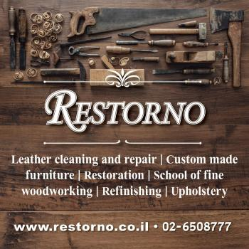 Restorno - furniture and interior restoration
