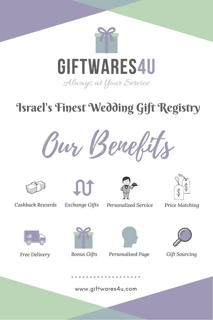 Israel\'s Finest Wedding Gift Registry