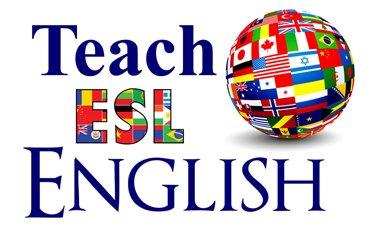 Teach ESL English