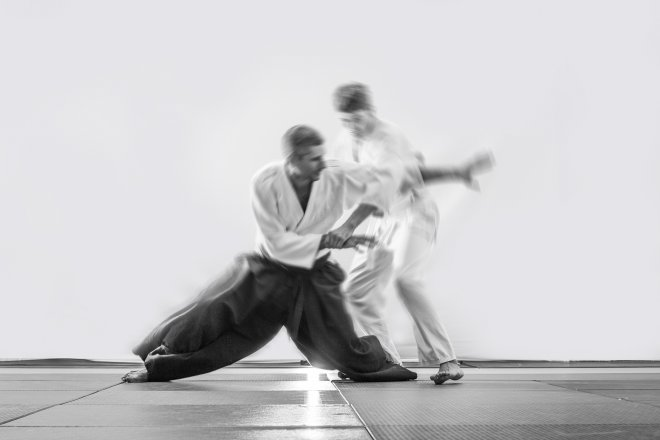 Aikido Aslan - martial art for Man only